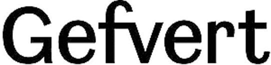 Gefvert Logotyp