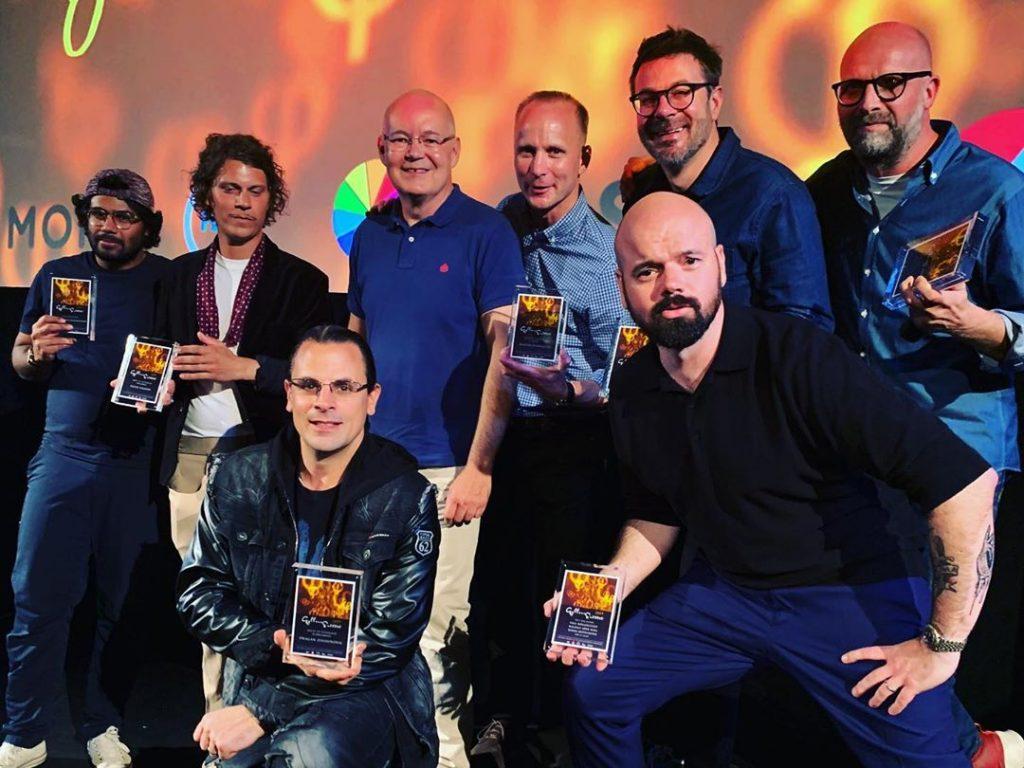 Vinnarna av Gyllene Snittet 2019